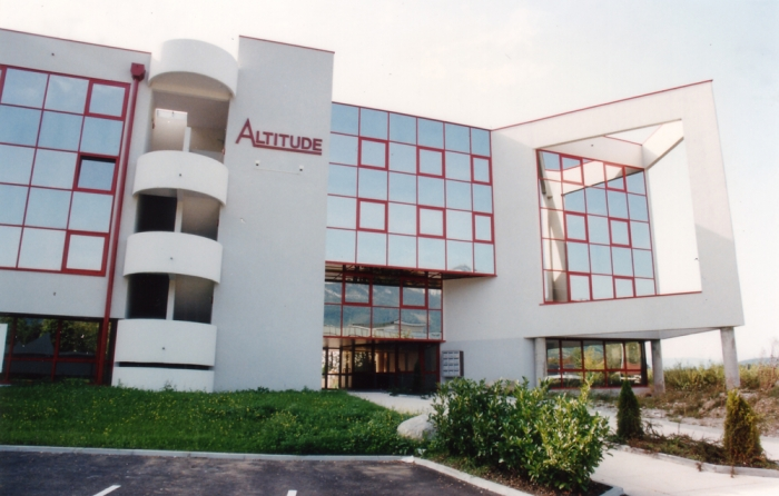 Fabricant menuiserie aluminium pvc annecy haute for Fabricant menuiserie
